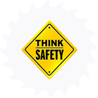 think safety white
